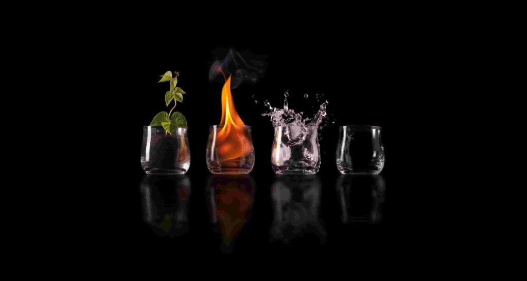 توافق الابراج الهوائية المائية الترابية النارية